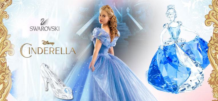 f9b75a12a SWAROVSKI Crystal Disney Characters: 2015 Cinderella