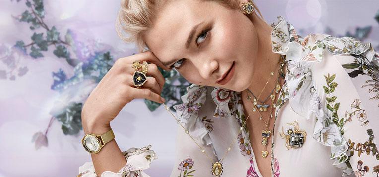 SWAROVSKI Jewellery: 2018 Winter Collection